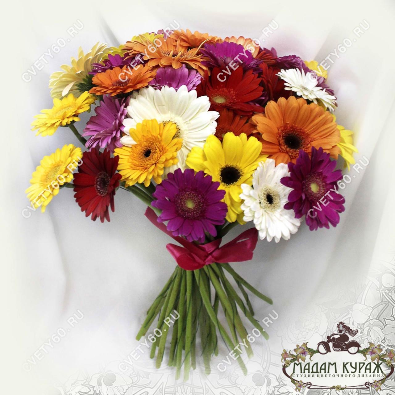 Цветы в Пскове, Цветы с доставкой в Пскове на 8 марта