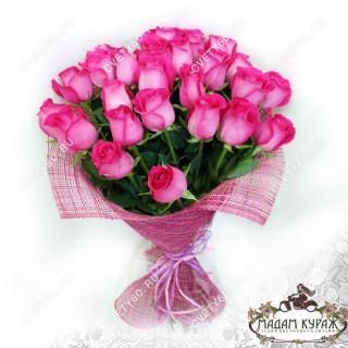 Розовые розыПсков