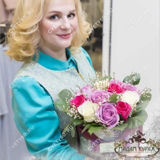 цветочные композиции Псков