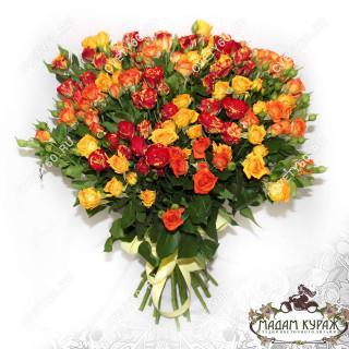 Кустовые розы с доставкой в ПсковеПсков