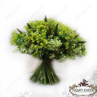 Букеты из полевых цветов в Пскове Псков