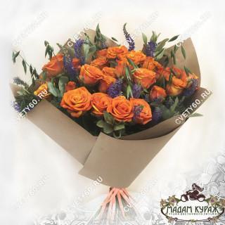 Розы в ПсковеПсков