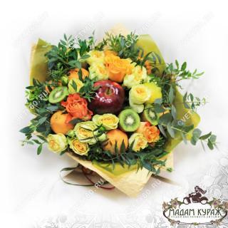 Фруктово-цветочный букетПсков