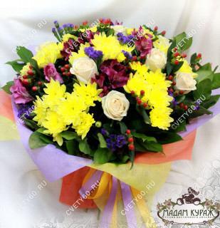 Срочная доставка цветов по Пскову и Псковской области Псков