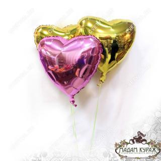 Шарики на День ВлюбленныхПсков