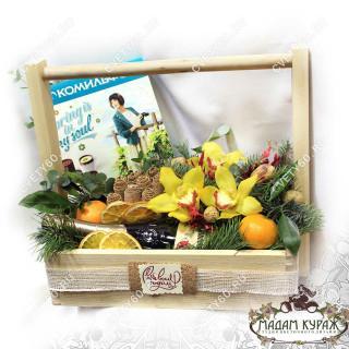 Новогодний подарок с доставкой в Пскове
