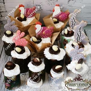 Авторские десерты в подарок к ПасхеПсков