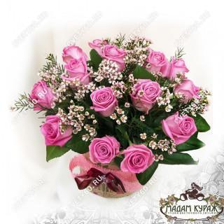 Розы в коробкеПсков