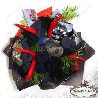Забавный букет в подарок мужчине на 23 февраляПсков