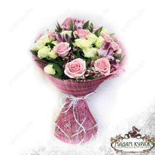 Букет из роз в Пскове Псков