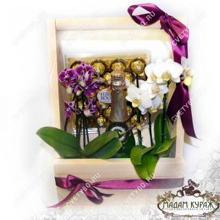 Доставка подарков в Пскове