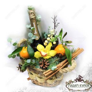 Новогоднее  поздравление в Пскове в Пскове