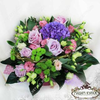 Букет из свежих цветов в ПсковеПсков