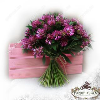 Букет из полевых цветов в Пскове Псков