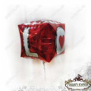 Воздушный шар оригинальной формы подарки любимымПсков