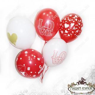 воздушные шары с доставкой в ПсковеПсков