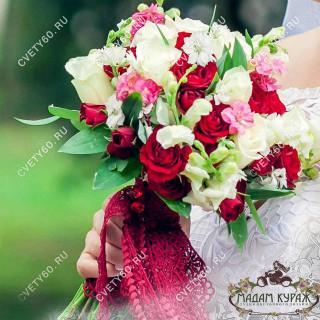 Букет невесты заказать в интернет-магазине cvety60.ru