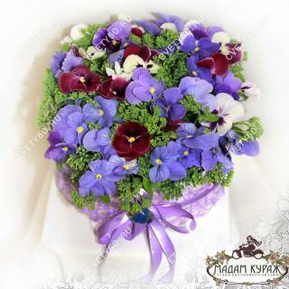Букеты из летних цветов в Пскове