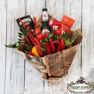Вкусные букеты купить в ПсковеПсков