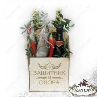 Вкусный и пенный подарок для мужчиныПсков