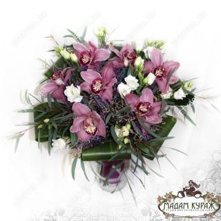 Букет из орхидей в Пскове в Пскове